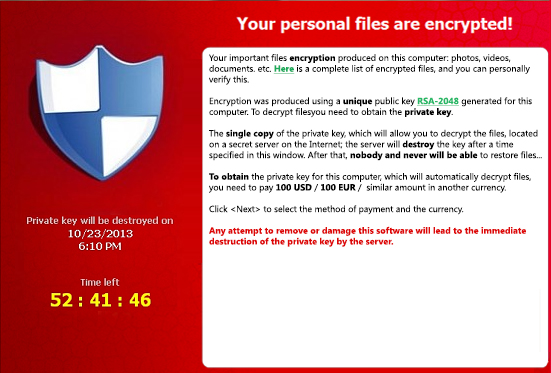 Cryptolocker and You - Cryptolocker0