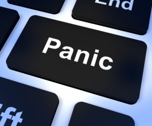 Don't Hit the Panic ButtonWhen Scareware Strikes