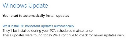Windows 8.1 On The Horizon - Updates Ready