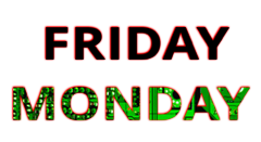 Black Friday/Cyber Monday Discounts 2012