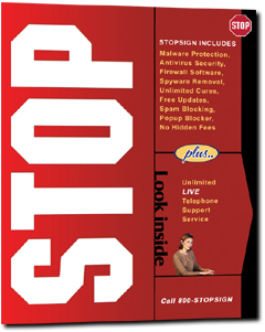 StopSign Internet Security - Complete Malware Protection